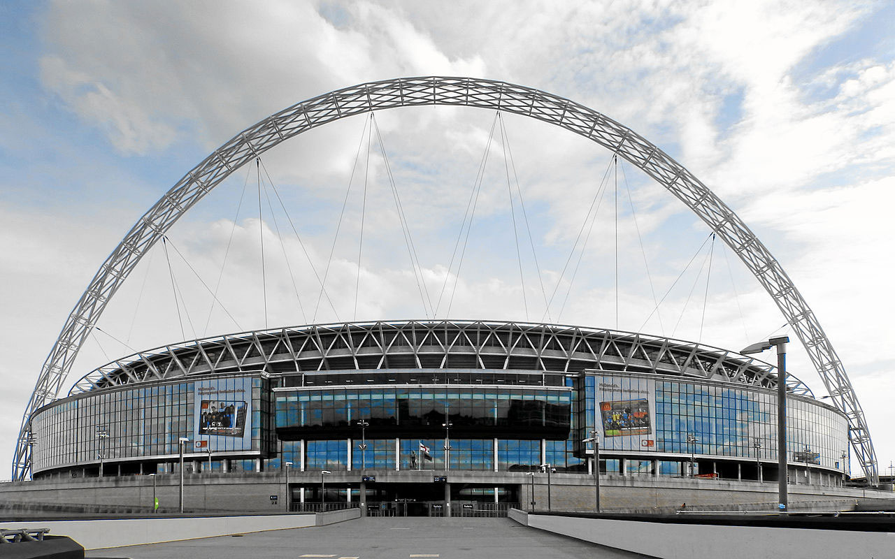 London-Wembley-Stadion